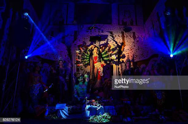 Durga Puja means ��Worship of Durga�� also referred to as Durgotsava or Sharadotsav which is an annual Hindu festival in South Asia that celebrates...