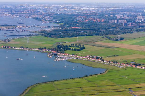 Durgerdam is a dyke village on the Markermeer near Amsterdam