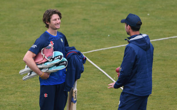 GBR: Durham v Worcestershire - LV= Insurance County Championship