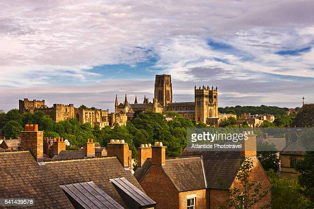 Durham Cathedral and town