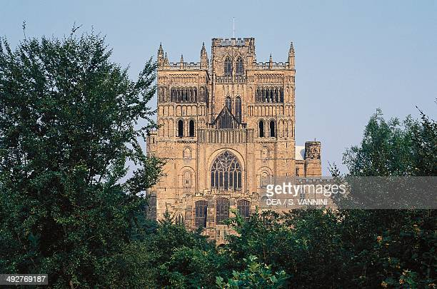Durham Cathedral founded in 1093 England United Kingdom
