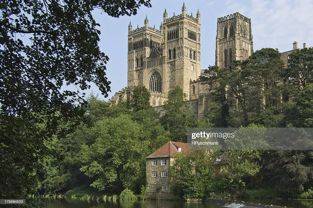 Durham Cathedral : Stock Photo