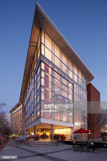 durham performing arts center - performing arts center stock photos and pictures
