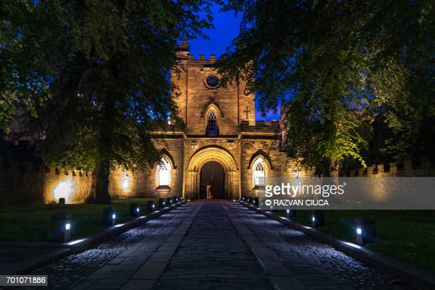 durham - northeastern england stock photos and pictures