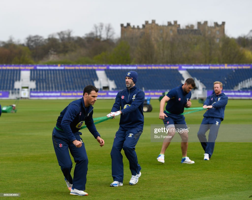 Durham v Nottinghamshire - Specsavers County Championship: Division Two