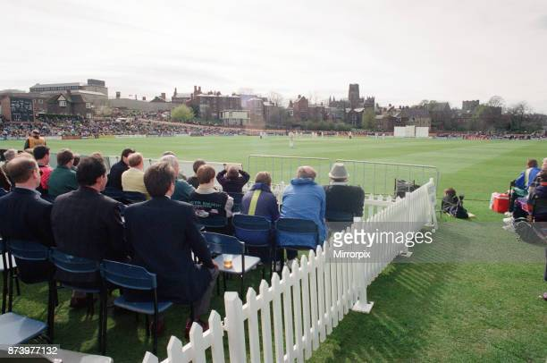 Durham v Lancashire First Class Cricket challenge 19th April 1992