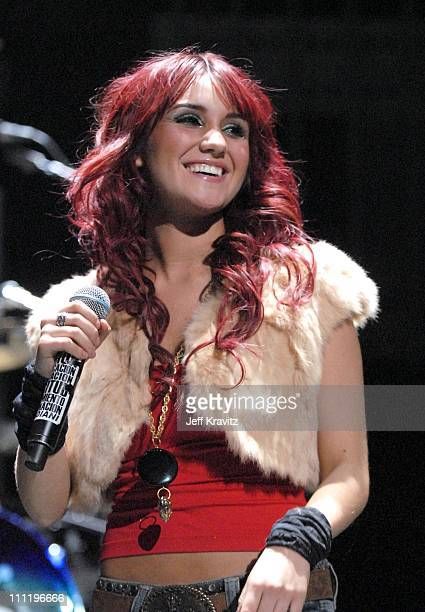 RBD during 1027 KIIS FM 'Jingle Ball' 2006 at Honda Center in Anaheim CA United States