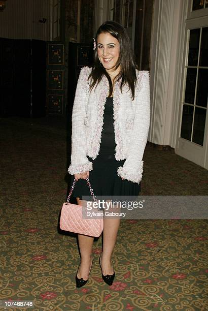 GLEICHER during 10th Annual 2004 CEW Beauty Awards at The Waldorf Astoria in New York New York United States