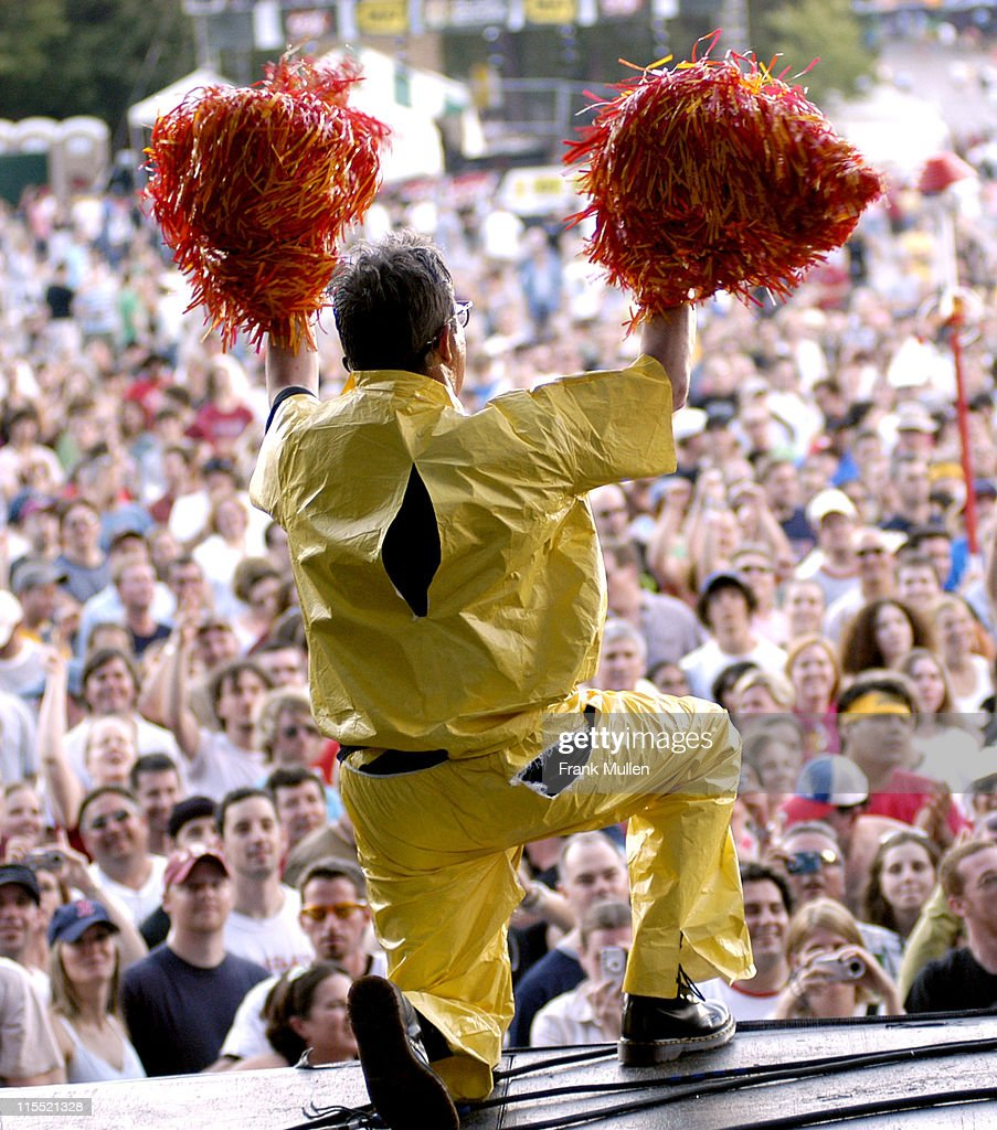 DEVO during 12th Annual Music Midtown Festival - Day 3 at Midtown and Downtown Atlanta in Atlanta, GA, United States.