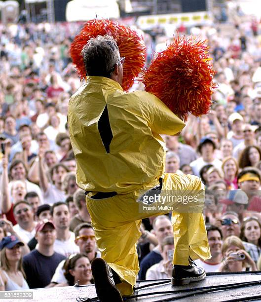 DEVO during 12th Annual Music Midtown Festival Day 3 at Midtown and Downtown Atlanta in Atlanta GA United States