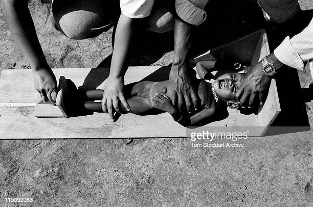 During 1989 children were starving during a severe drought in Southern Sudan which was made worse by a long running conflict between the Khartoum...