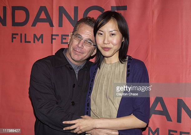 """During 2007 Sundance Film Festival - """"Never Forever"""" Premiere at Racquet Club in Park City, Utah, United States."""