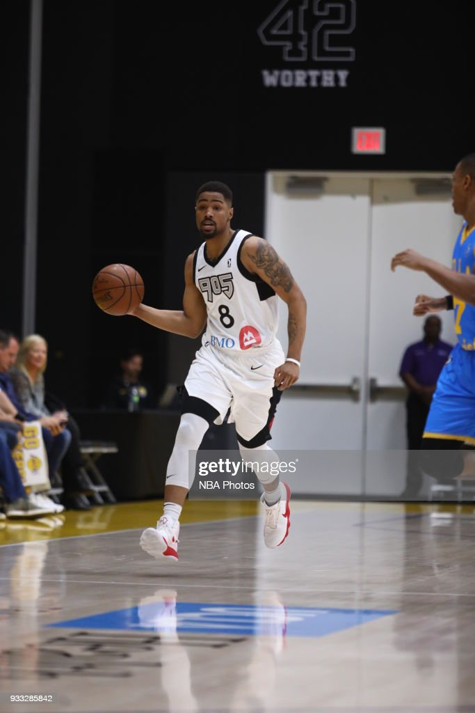 Raptors 905 v South Bay Lakers