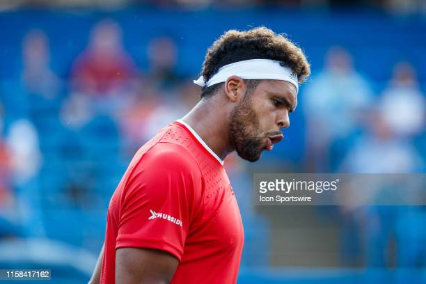 During day 1 match of the 2019 Citi Open on July 29,2019 at Rock Creek Park Tennis Center in Washington D.C.