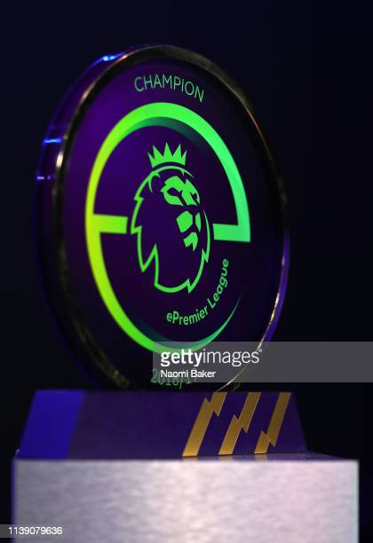 during day 2 of the ePremier League Finals 2019 at Gfinity Arena on March 29 2019 in London England