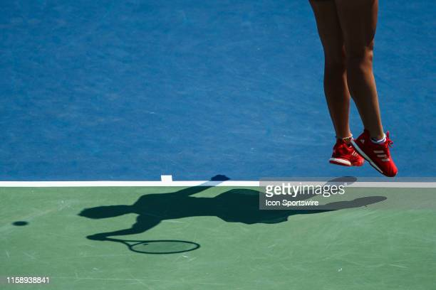 During day 4 match of the 2019 Citi Open on August 1 ,2019 at Rock Creek Park Tennis Center in Washington D.C.