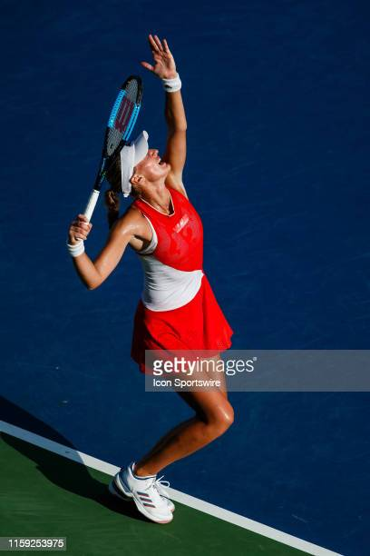 During day 5 match of the 2019 Citi Open on August 2 ,2019 at Rock Creek Park Tennis Center in Washington D.C.