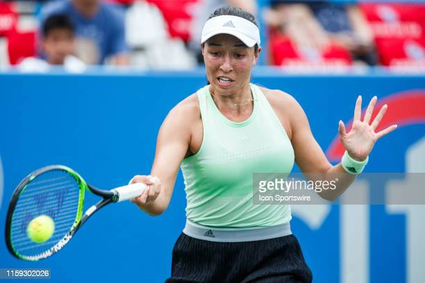 During day 6 match of the 2019 Citi Open on August 3 ,2019 at Rock Creek Park Tennis Center in Washington D.C.