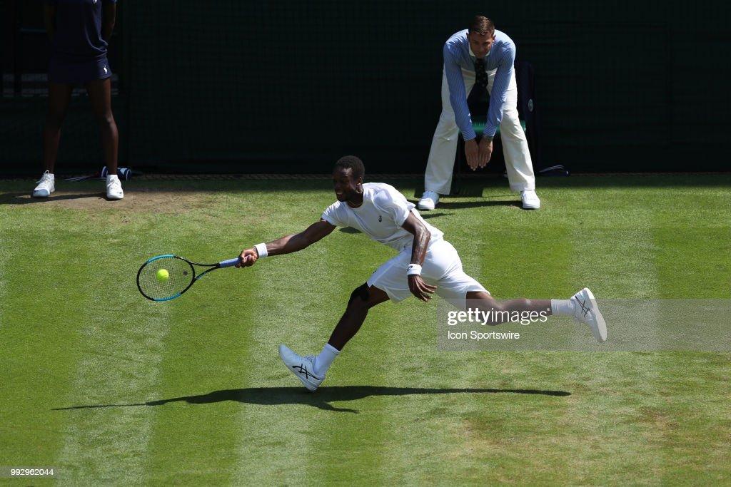 TENNIS: JUL 06 Wimbledon : News Photo