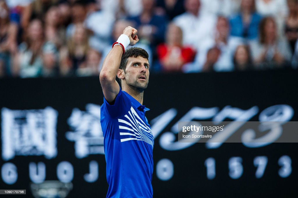TENNIS: JAN 27 Australian Open : News Photo