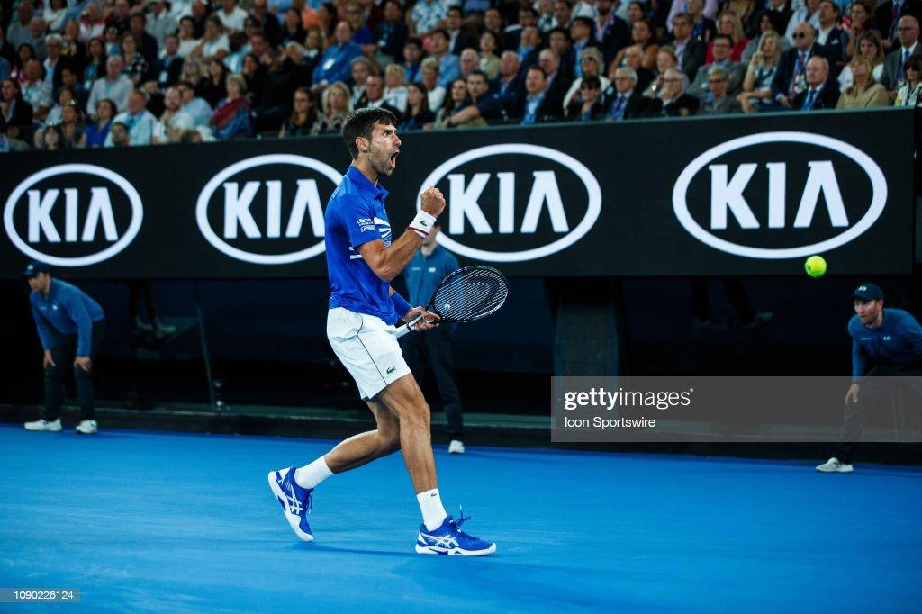TENNIS: JAN 27 Australian Open : News Photo