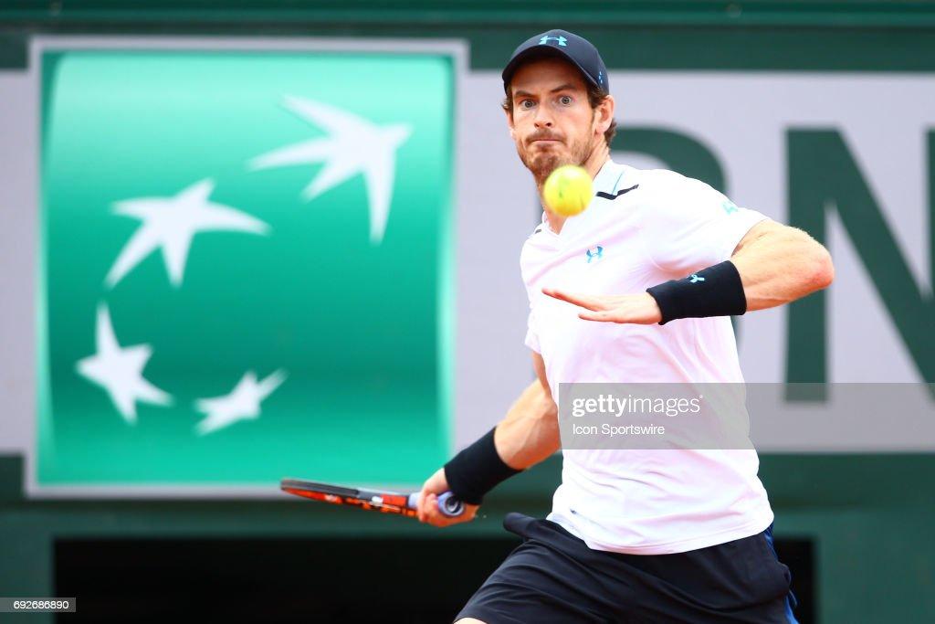 TENNIS: JUN 05 French Open : News Photo