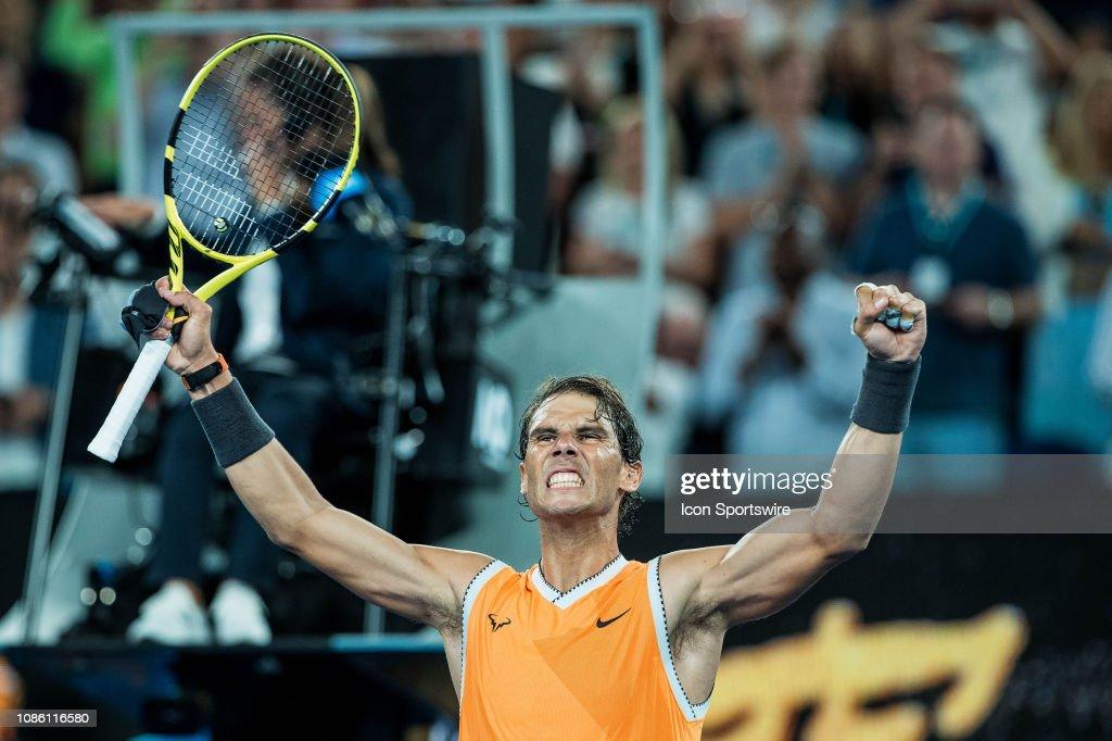 TENNIS: JAN 22 Australian Open : News Photo