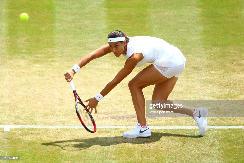 TENNIS: JUL 10 Wimbledon : Photo d'actualité