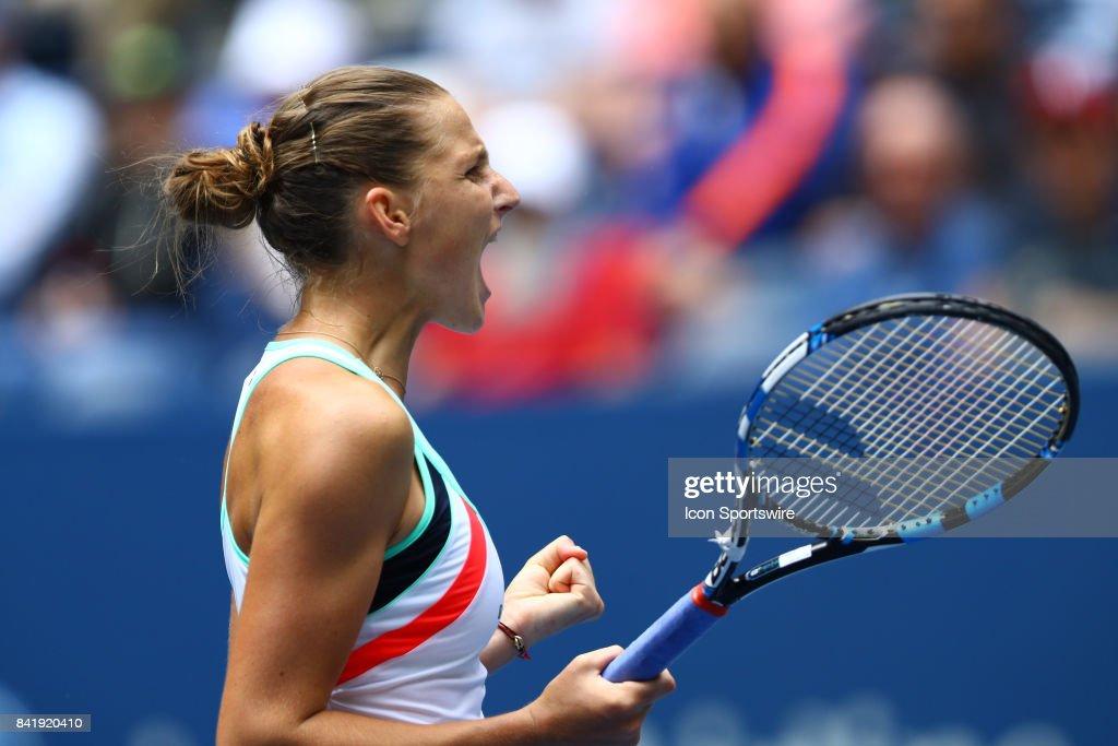 TENNIS: SEP 02 US Open : Nieuwsfoto's