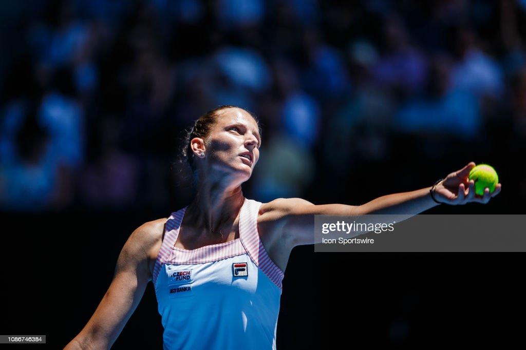 TENNIS: JAN 23 Australian Open : News Photo