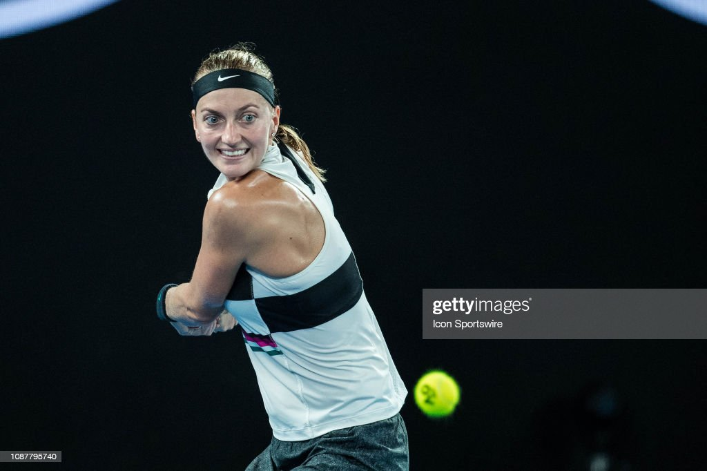 TENNIS: JAN 24 Australian Open : News Photo