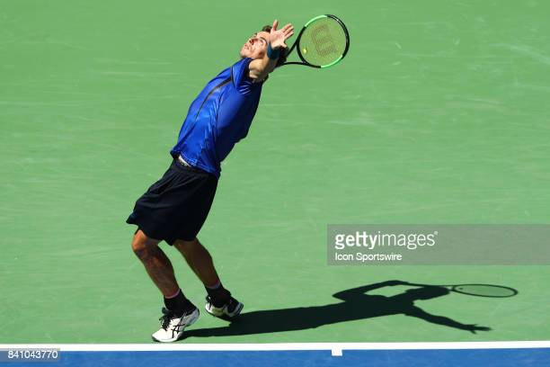 during day three match of the 2017 US Open on August 30 2017 at Billie Jean King National Tennis Center Flushing Meadow NY