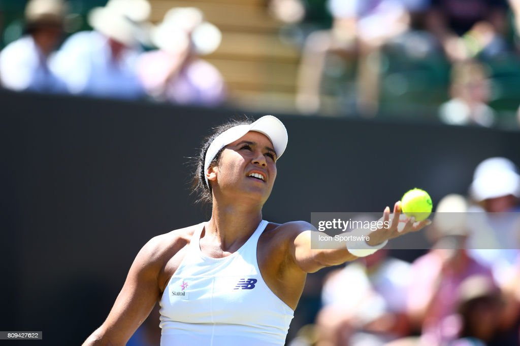 TENNIS: JUL 05 Wimbledon : News Photo
