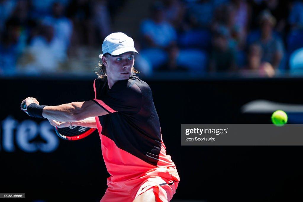 TENNIS: JAN 17 Australian Open : ニュース写真