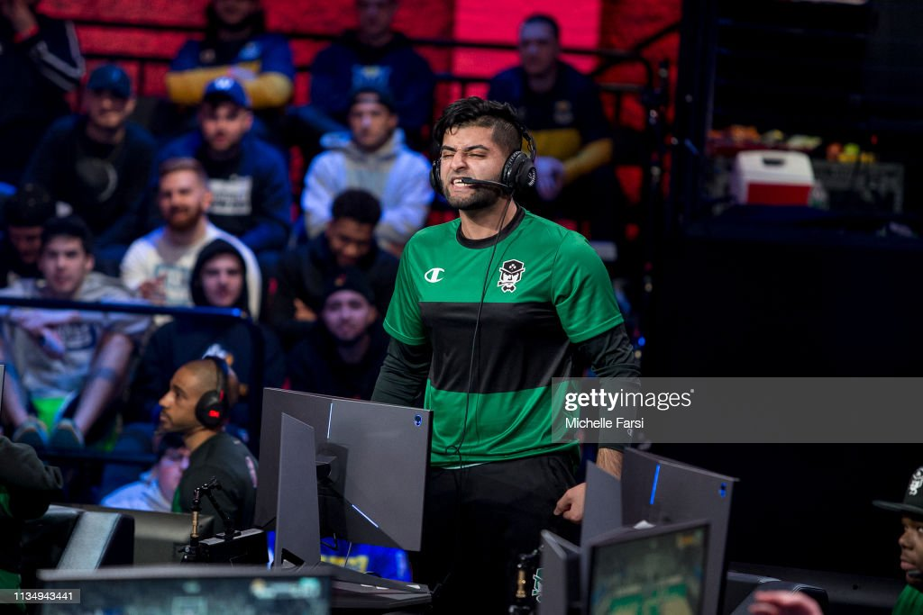 2019 NBA 2K League Tip Off Tournament - Lakers Gaming v Celtics Crossover Gaming : News Photo