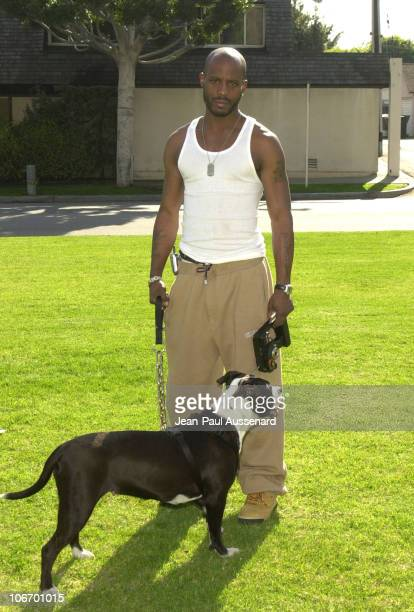 DMX during DMX At L'Ermitage Hotel at L'Ermitage Hotel in Beverly Hills California United States