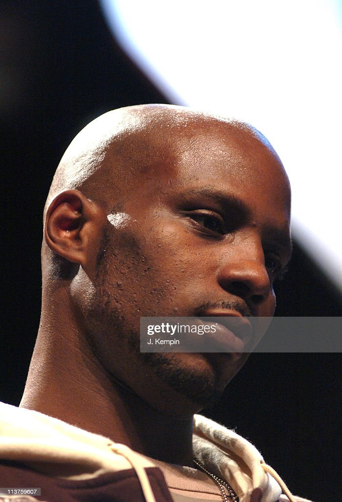 DMX Signs to Sony Urban Music/Columbia Records - Press Conference