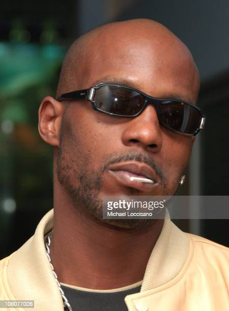 DMX during DMX Visits MTV2 March 31 2006 at MTV Studios Times Square in New York City New York United States