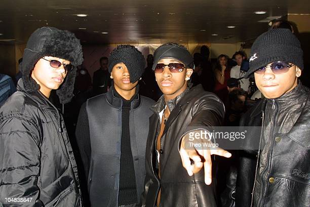B2K during Dream Debut Record Party at Metronone in New York City New York United States