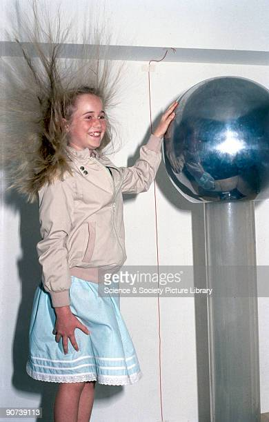 During his research at Oxford University American physicist R J Van de Graaff conceived an improved type of electrostatic generator in which electric...