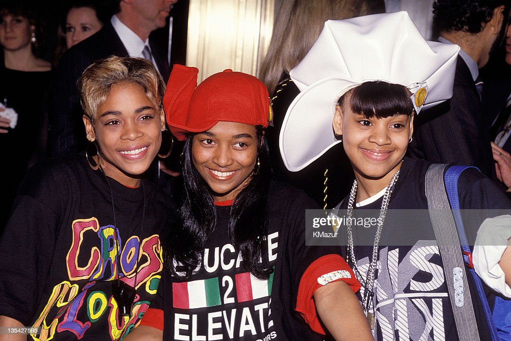 Tlc During Lisa Left Eye Lopes Of Tlc Killed In Car Accident In