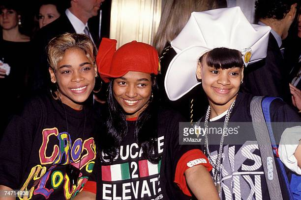 TLC during Lisa Left Eye Lopes of TLC Killed in Car Accident in Honduras File Photos at the Various Locations in Various Cities