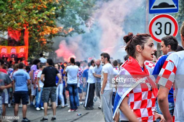 CONTENT] During my stay in Mostar I met 2 Germans and a Mexican We all went to a pub to watch the Croatia vs Italy Eurocup match And since Mostar is...