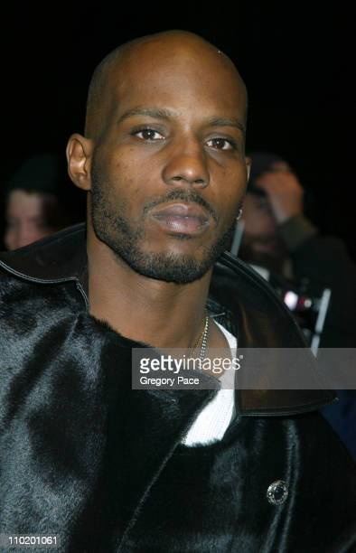 DMX during 'Never Die Alone' New York Premiere Inside Arrivals at Chelsea West Cinemas in New York City New York United States