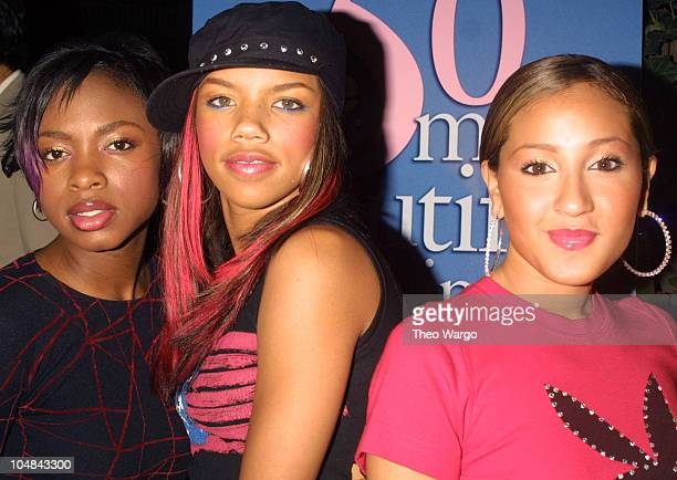 3LW during People Magazine's 50 Most Beautiful People in the World Party in New York City New York United States