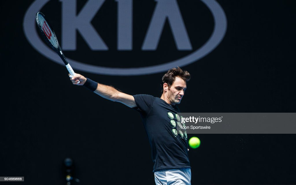 TENNIS: JAN 14 Australian Open : News Photo