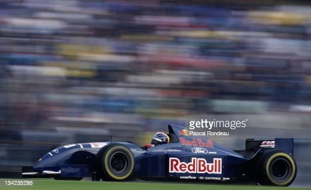 during prequalifying for the Portuguese Grand Prix on 22nd September 1989 at the Autodromo do Estoril in Estoril Portugal
