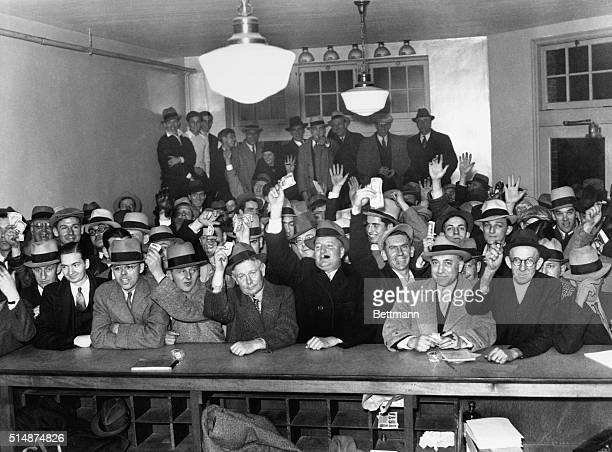 During Prohibition residents of Washington DC had to travel outside the district to purchase alcohol Silver Spring is just across the Maryland border...