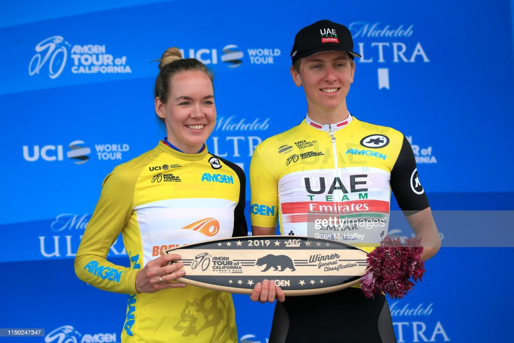 Amgen Tour Of California Women's Race 2019 - Stage 3 : News Photo
