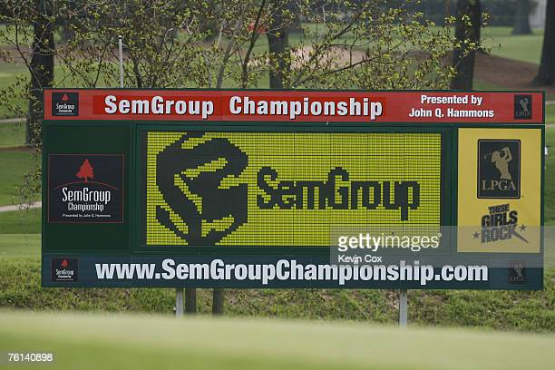 during the 2007 SemGroup Championship Presented by John Q Hammons Friday May 4 at Cedar Ridge Country Club in Broken Arrow Oklahoma
